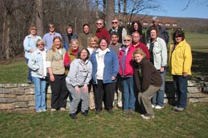2011 Master Naturalist Class