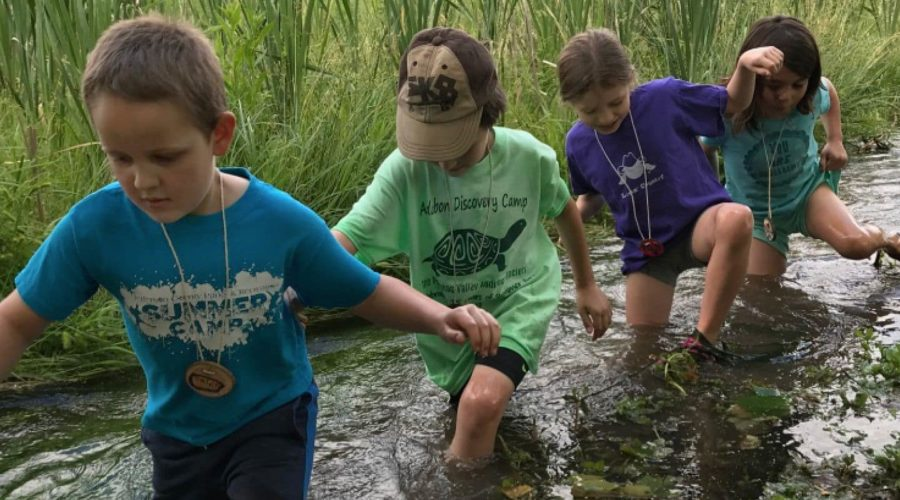 Home School and Wee Naturalist Programs now open