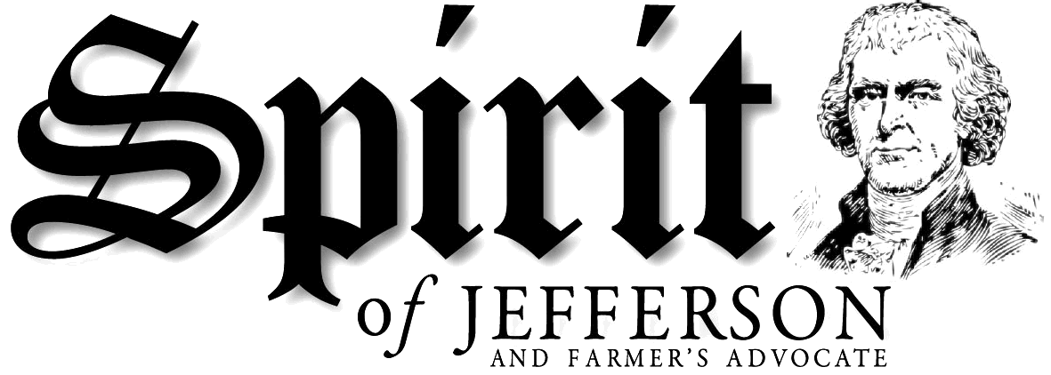 The Spirit of Jefferson and Farmer's Advocate