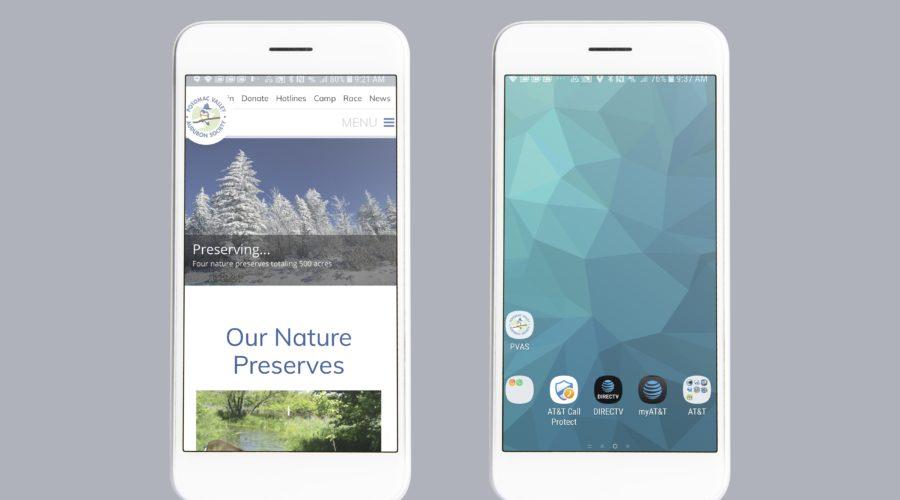 Check out PVAS's New App
