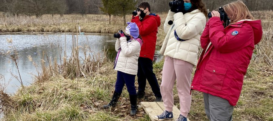 """Youth Photography Workshop: """"Capturing Winter"""""""
