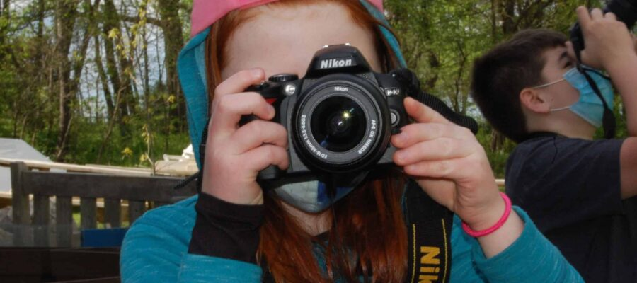 """Youth Photography Programs: """"Capturing Spring"""" April 30th"""