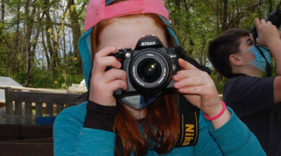 "Youth Photography Programs: ""Capturing Spring"" April 30th"